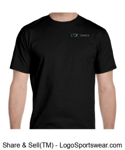 TDC T-Shirt - Adult Design Zoom