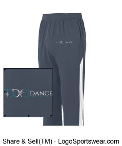 TDC Track Pant - Youth Design Zoom