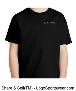TDC T-Shirt - Youth Design Zoom